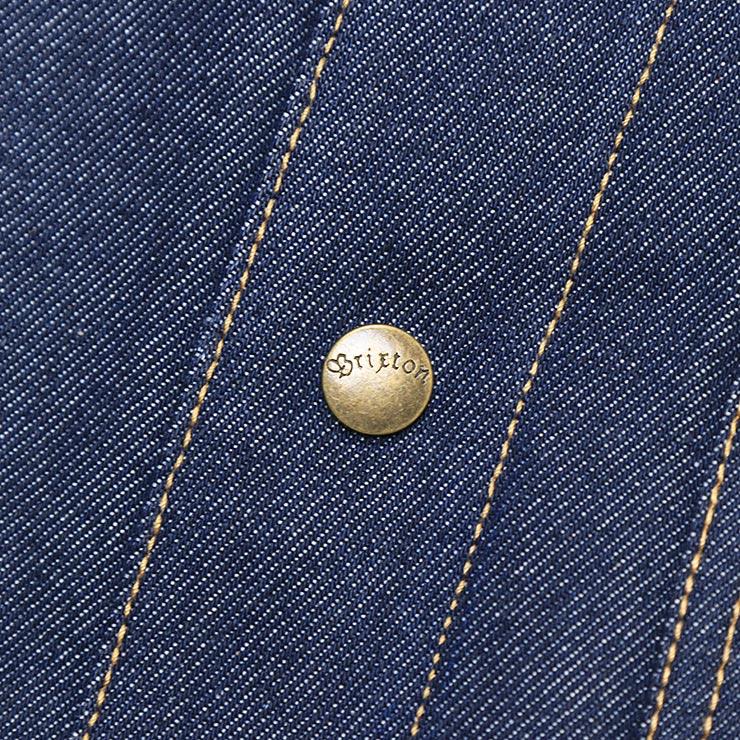 【送料無料】 BRIXTON ブリクストン YARD SHERPA DENIM JACKET デニムジャケット 03230 RWIDG