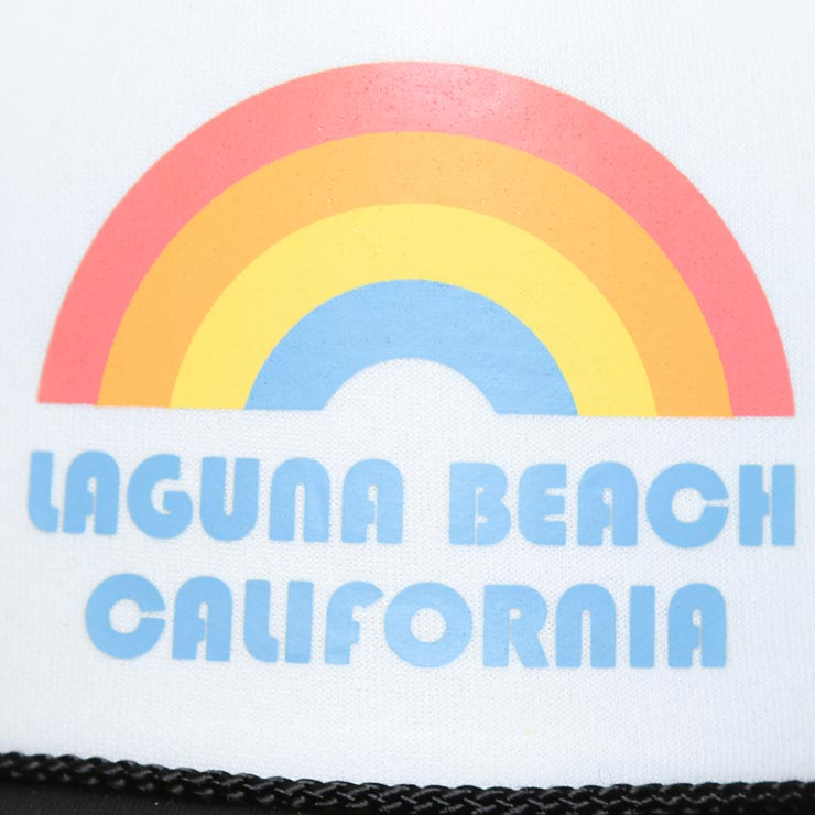 THALIA SURF タリアサーフ RAINBOW TRUCKER HAT メッシュキャップ