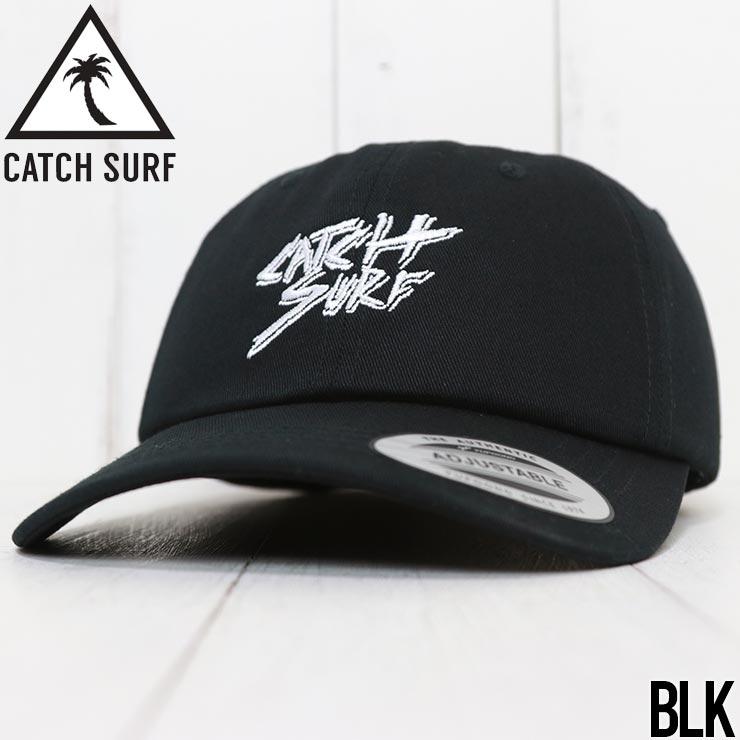 【送料無料】 CATCH SURF キャッチサーフ SLASH LOGO HAT ストラップバックキャップ A20HAT013