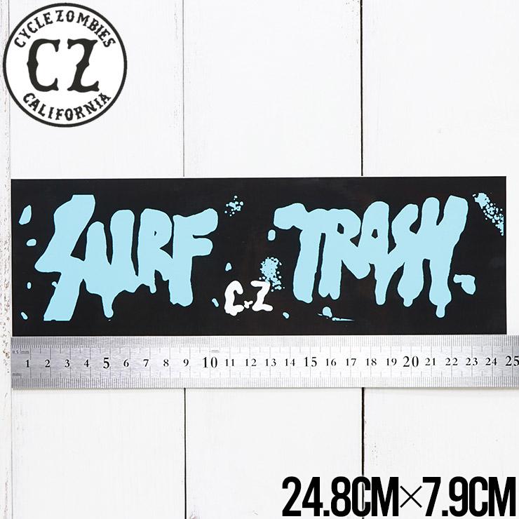【送料無料】 Cycle Zombies サイクルゾンビーズ CZ STICKER ステッカー CZ-STK-001 #20