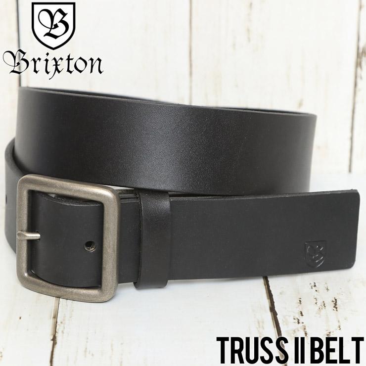 BRIXTON ブリクストン TRUSS II BELT レザーベルト 05226