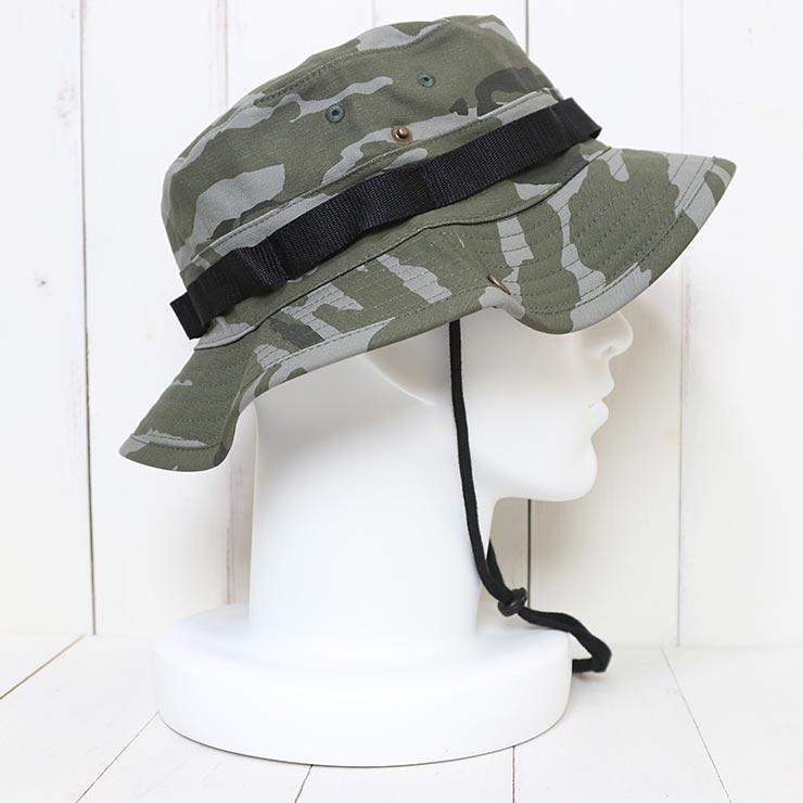 [クリックポスト対応]  RVCA ルーカ DPM BOONIE HAT ハット ミリタリーハット MAHW3RDP
