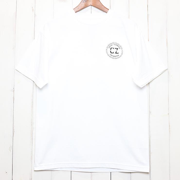 【送料無料】Cycle Zombies サイクルゾンビーズ STAINLESS S/S TEE 半袖Tシャツ CZ-MTSS-046