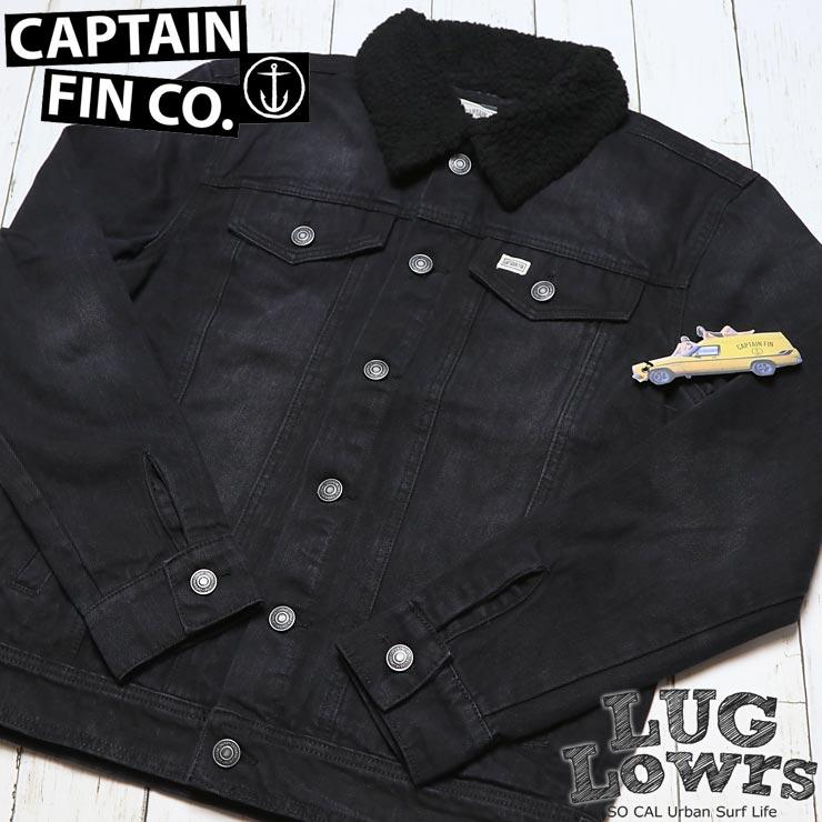 CAPTAIN FIN キャプテンフィン BRINT II JACKET デニムジャケット CJ173023