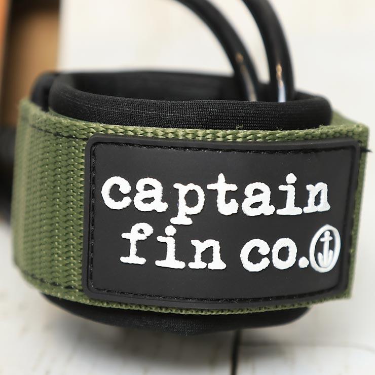 CAPTAIN FIN キャプテンフィン SHRED CORD 9'STANDARD LONGBOARD リーシュコード CX182004
