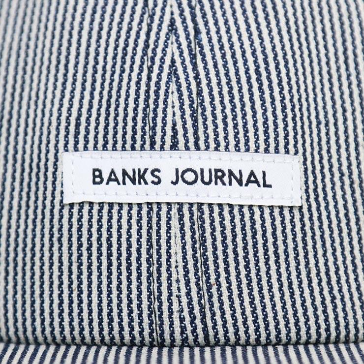 【送料無料】BANKS バンクス FORMATION HAT ストラップバックキャップ HA0127 [FB]