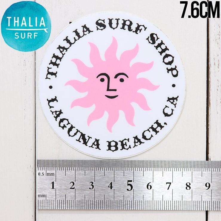 【送料無料】 THALIA SURF タリアサーフ SOL STICKER ステッカー