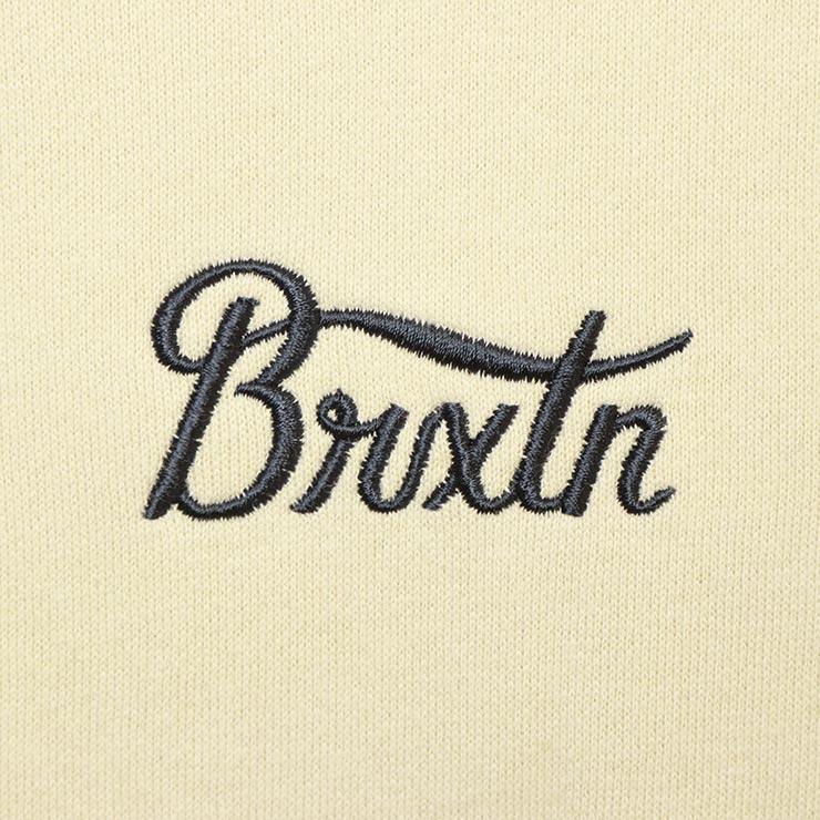 BRIXTON ブリクストン STITH HOOD FLEECE プルオーバーパーカー 02948 GDKAM