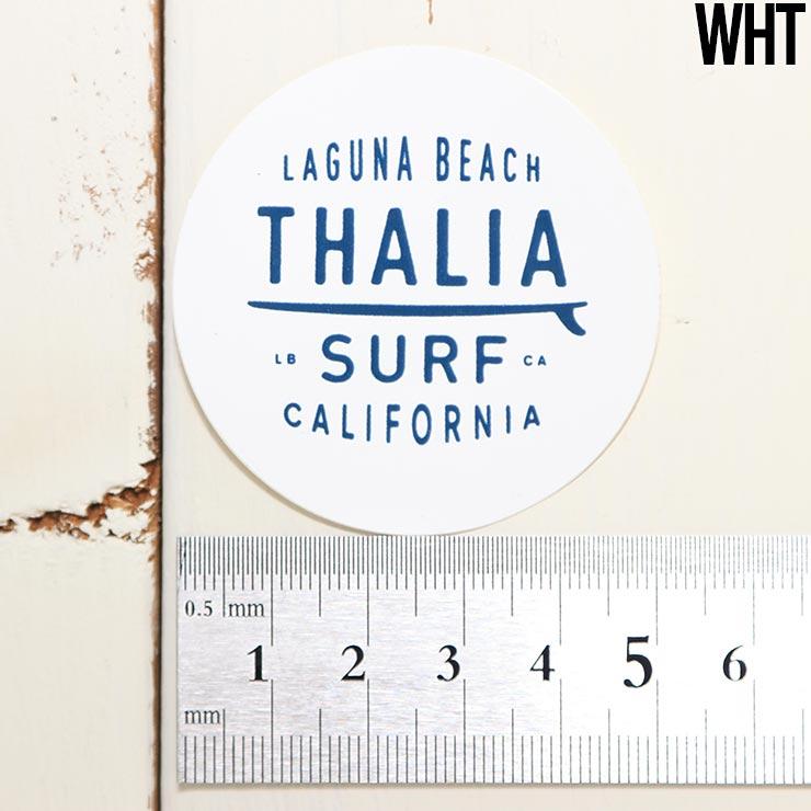 """【送料無料】 THALIA SURF タリアサーフ DOT SMALL 2"""" STICKER ステッカー シール"""