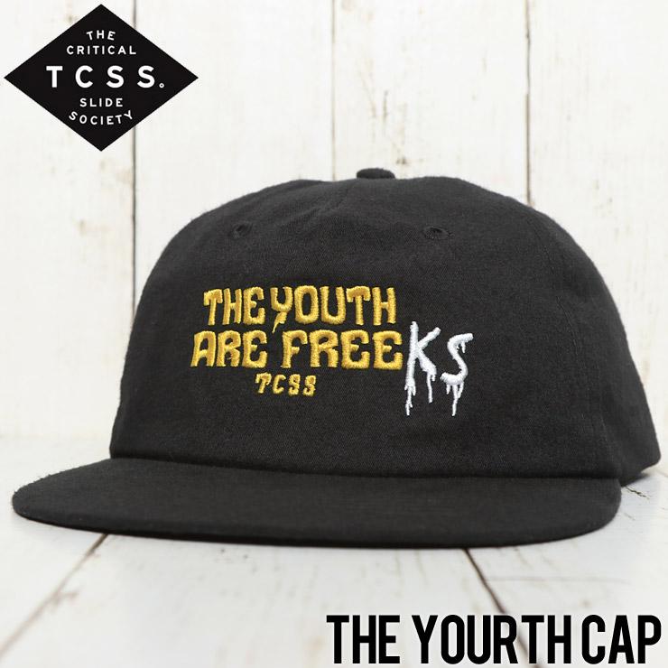 【送料無料】 TCSS ティーシーエスエス THE YOURTH CAP スナップバックキャップ HW1859