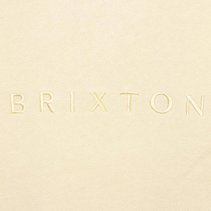 BRIXTON ブリクストン ALPHA LINE HOOD プルオーバーパーカー 02919