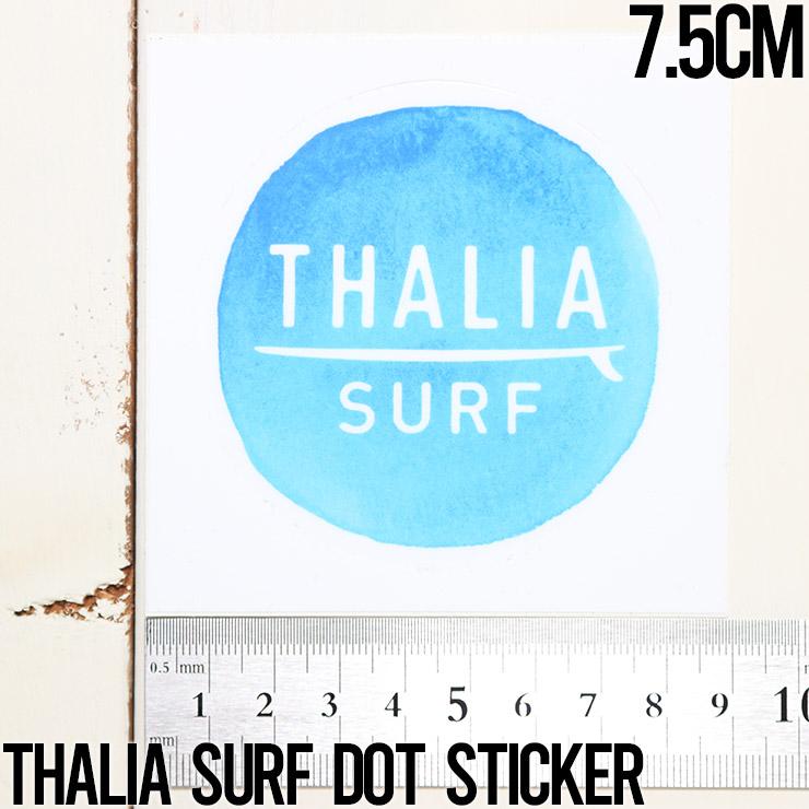【送料無料】 THALIA SURF タリアサーフ DOT STICKER ステッカー シール