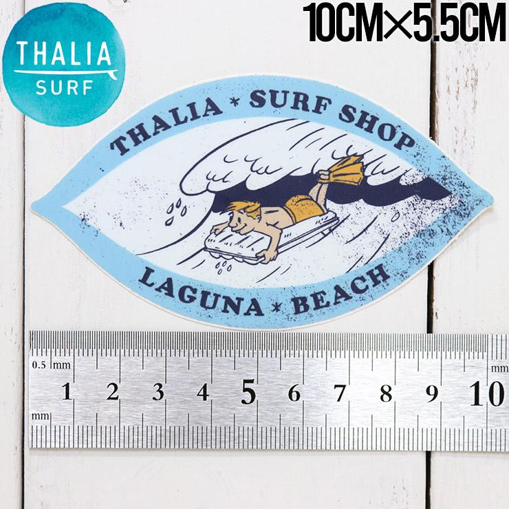 【送料無料】 THALIA SURF タリアサーフ SURF MAT STICKER ステッカー