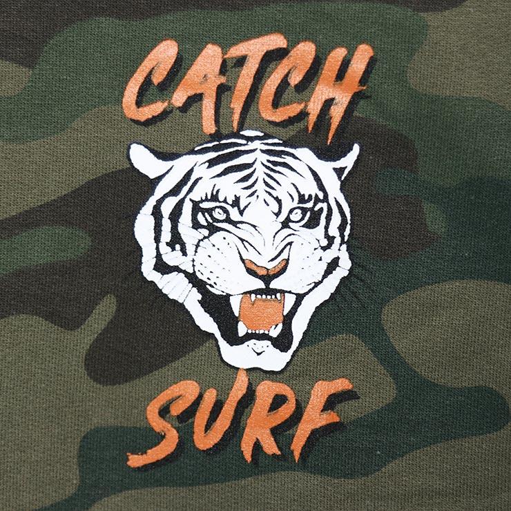 CATCH SURF キャッチサーフ JOB FLEECE PULLOVER HOODIE プルオーバーパーカー  フーディ A20FLC005