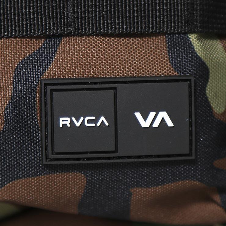 【送料無料】 RVCA ルーカ WAIST PACK DELUXE ヒップバッグ ボディバッグ MATV3RWD