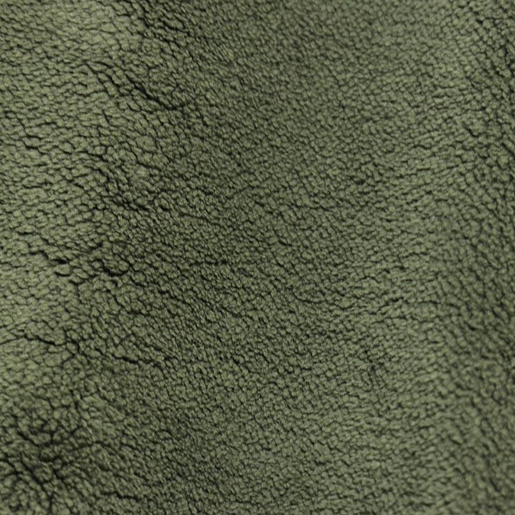 Deus Ex Machina デウスエクスマキナ FLETCHER FLEECE JACKET フリースジャケット DMW98021 FOREST GREEN