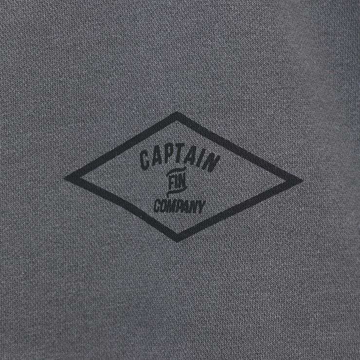 CAPTAIN FIN キャプテンフィン PHILLIP CREW FLEECE クルーネックトレーナー CF193001