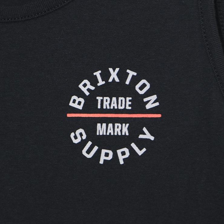 [クリックポスト対応] BRIXTON ブリクストン OATH V TANK タンクトップ 02750