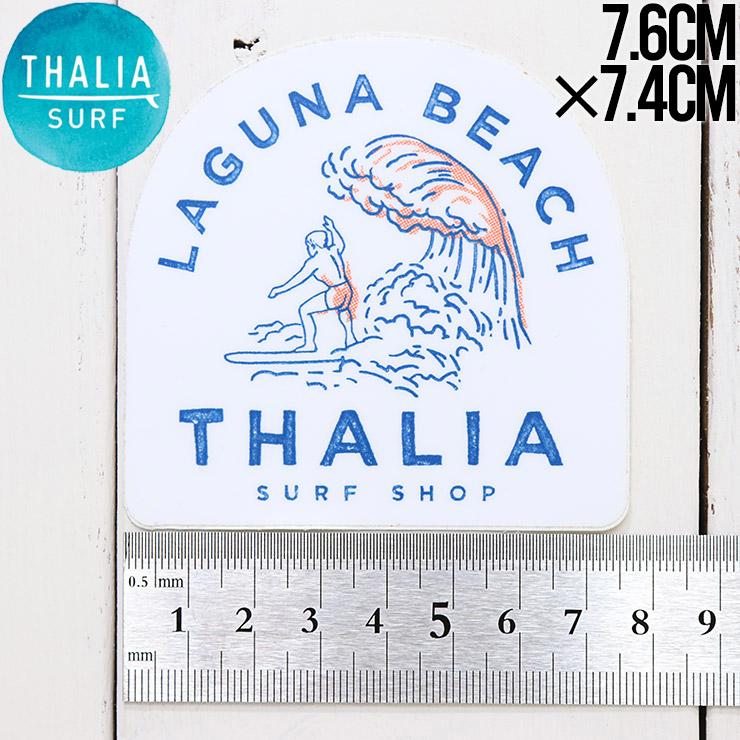 【送料無料】 THALIA SURF タリアサーフ WOMP STICKER ステッカー