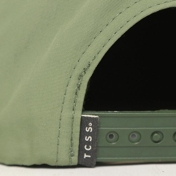 TCSS ティーシーエスエス STANDARD CAP スナップバックキャップ HW1873 FATIGUE