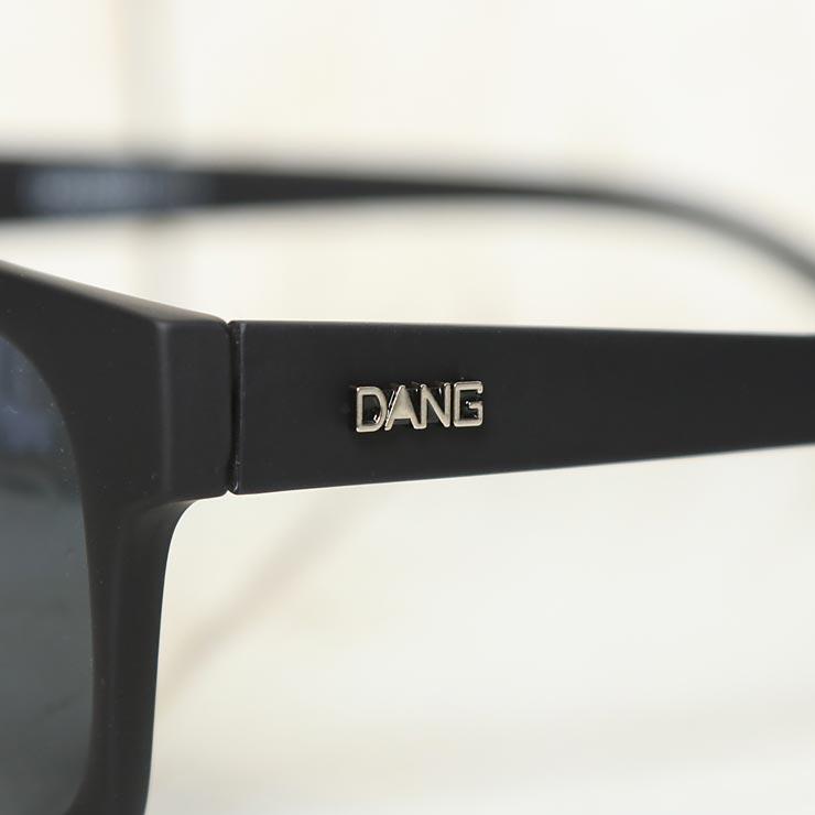 【送料無料】 DANG SHADES ダンシェイディーズ GRASSER 2.0 POLARIZED SUNGLASSES 偏光サングラス Black X Smoke Polarized [FB]