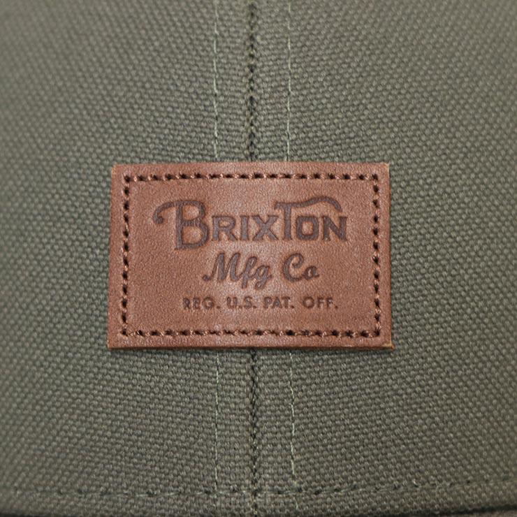 BRIXTON ブリクストン GRADE LP MESH CAP メッシュキャップ 10578 OLIVE