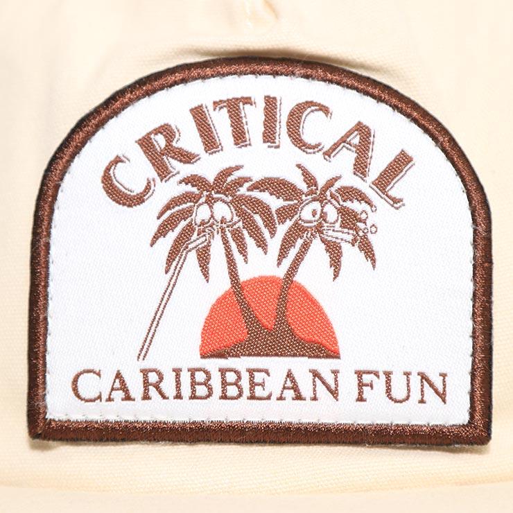 【送料無料】 Critical Slide クリティカルスライド TCSS ティーシーエスエス DECK CHAIR CAP ストラップバックキャップ HW2141