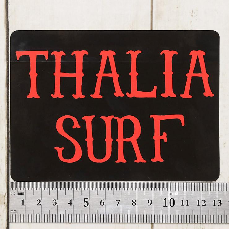 【送料無料】 THALIA SURF タリアサーフ BRANDO BIG 5 STICKER ステッカー シール