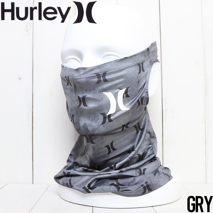 [クリックポスト対応] HURLEY ハーレー ULTRA ICON GAITER ネックゲイター HIFM0018