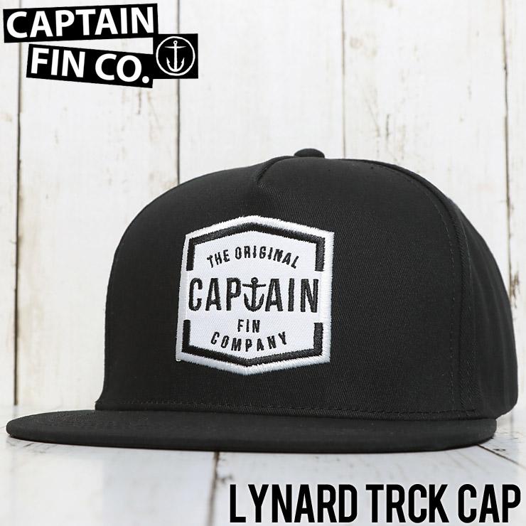 CAPTAIN FIN キャプテンフィン LYNARD TRCK CAP スナップバックキャップ ハット CFA5541603