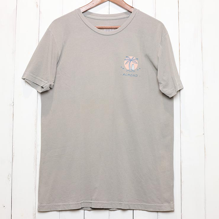 [クリックポスト対応] ALMOND SURF アーモンドサーフ PARADISE S/S TEE 半袖Tシャツ