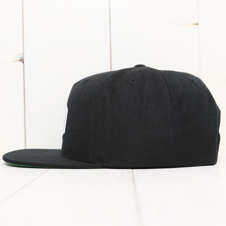 【送料無料】 RVCA ルーカ COMMONWEALTH SNAPBACK HAT スナップバックキャップ MDAHWCWS