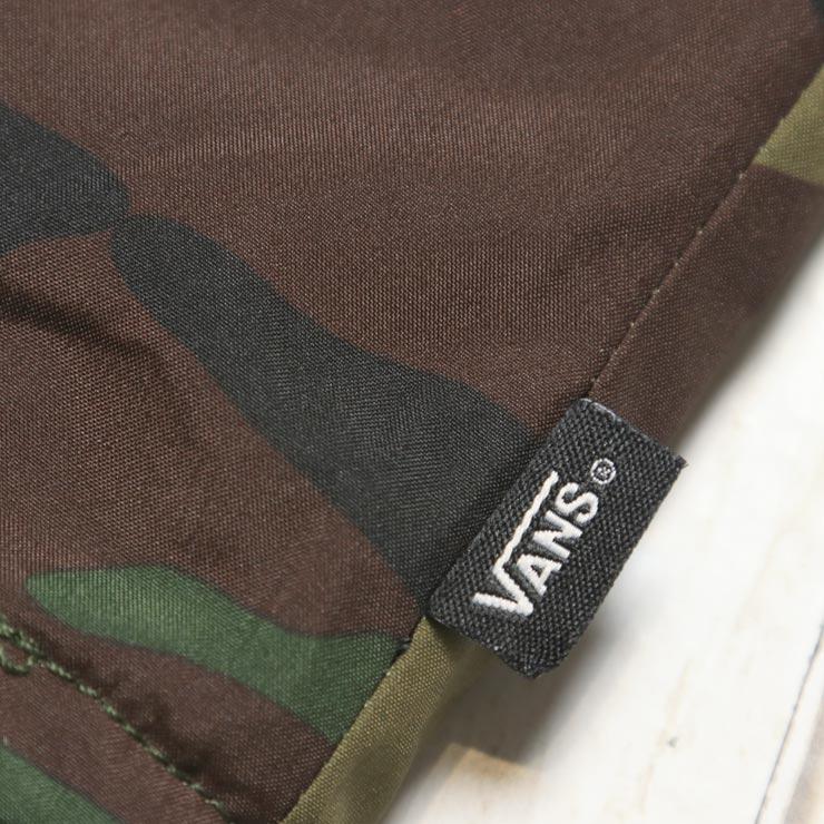 [クリックポスト対応] VANS ヴァンズ TORREY COACHES JACKET コーチジャケット VN002MUCMA