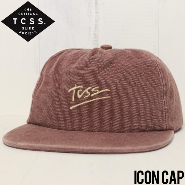 TCSS ティーシーエスエス ICON CAP スナップバックキャップ HW1876