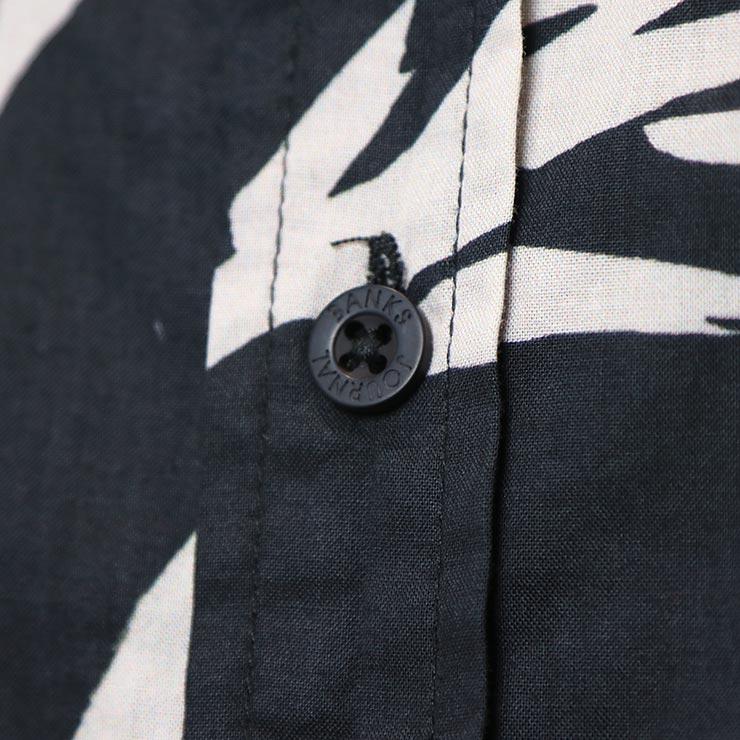 [クリックポスト対応] BANKS バンクス GROVE S/S SHIRTS 半袖シャツ WSS0161