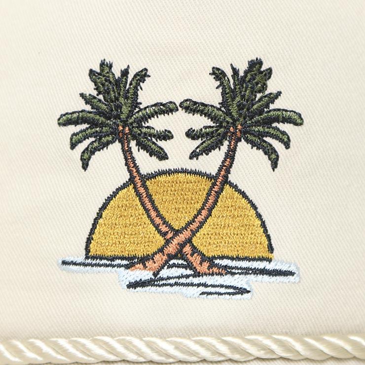 CATCH SURF キャッチサーフ PARADISE HAT ストラップバックキャップ A8HAT006