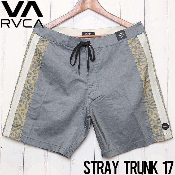 [クリックポスト対応] RVCA ルーカ STRAY TRUNK 17 ボードショーツ サーフパンツ サーフトランクス ストレッチショーツ AVYBS00149