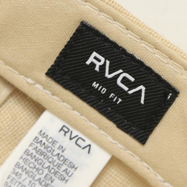 【送料無料】 RVCA ルーカ TONALLY HAT ストラップバックキャップ MAHWQRTL SAND
