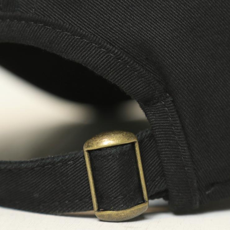 【送料無料】 CATCH SURF キャッチサーフ GEORGE II HAT ストラップバックキャップ A8HAT012 BLACK