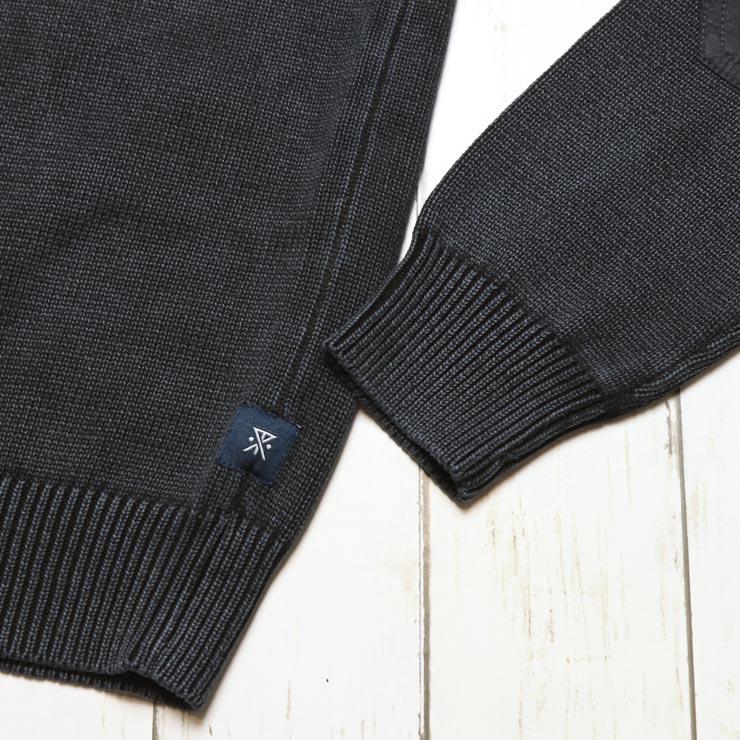[クリックポスト対応] THE ROARK REVIVAL ロアークリバイバル SCOUT SWEATER ポケット付きセーター RSW114
