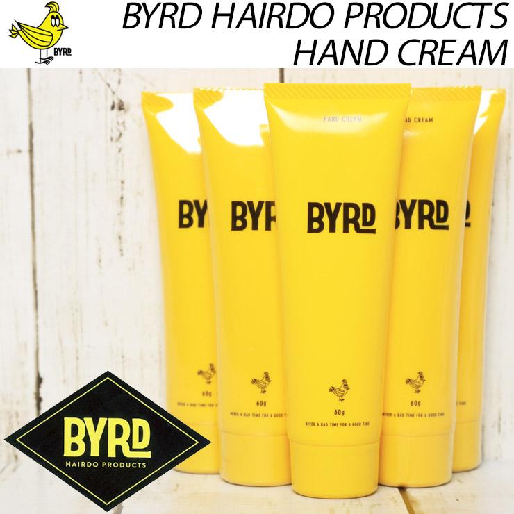 [クリックポスト対応] BYRD バード HAND CREAM ハンドクリーム #67737