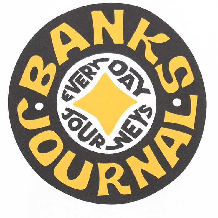 [クリックポスト対応] BANKS バンクス DIME L/S TEE ロングスリーブTEE ロンT WLTS0096