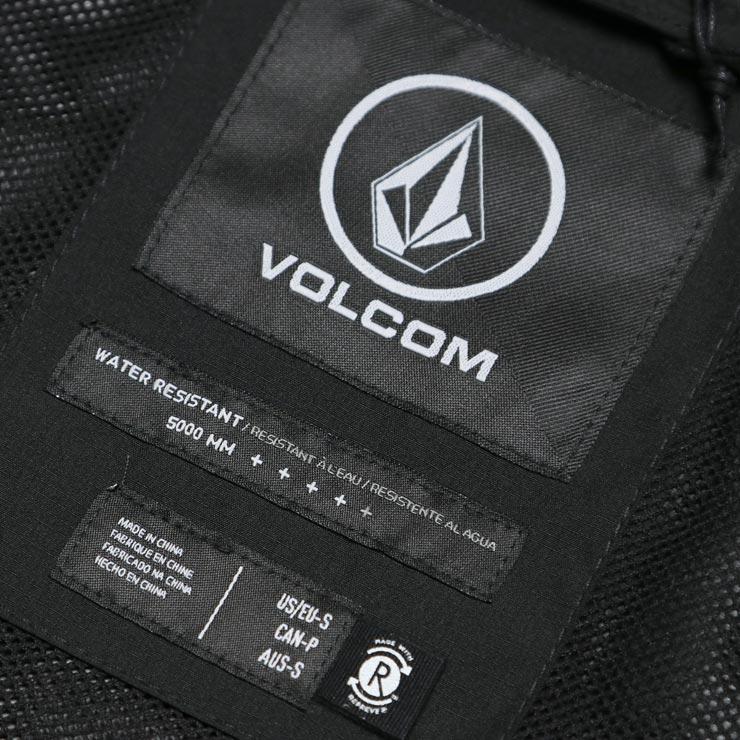 [クリックポスト対応] VOLCOM ボルコム STONE STORM JACKET ナイロンジャケット A1511810