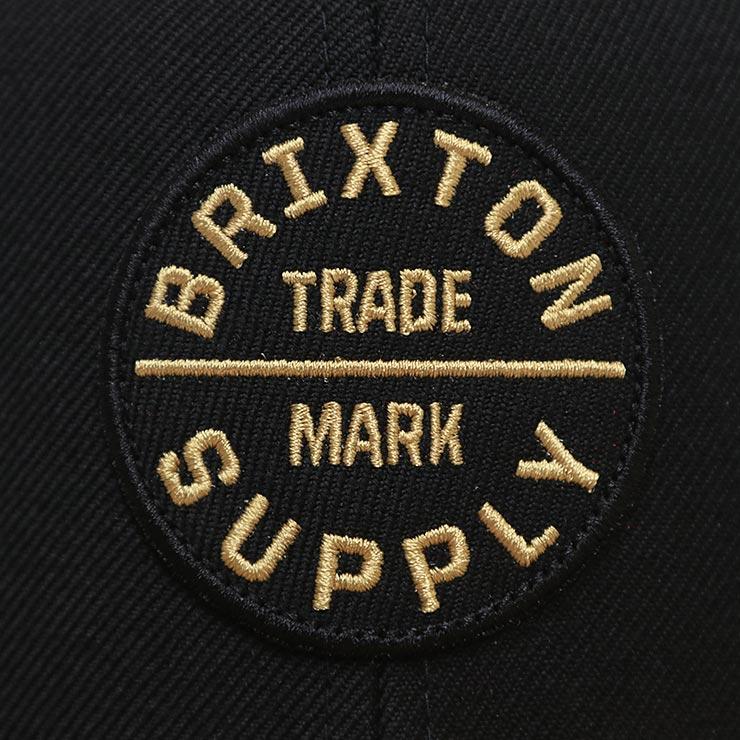 【送料無料】 BRIXTON ブリクストン OATH III SNAPBACKCAP スナップバックキャップ 00173 TNBLK