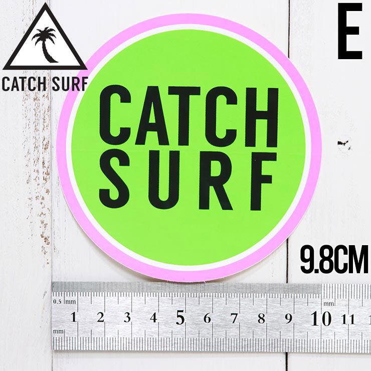 【送料無料】 CATCH SURF キャッチサーフ STICKER ステッカー A20ACS006