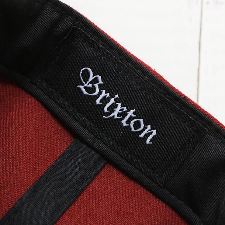 【送料無料】 BRIXTON ブリクストン OATH III SNAPBACKCAP スナップバックキャップ 00173 BUBUG