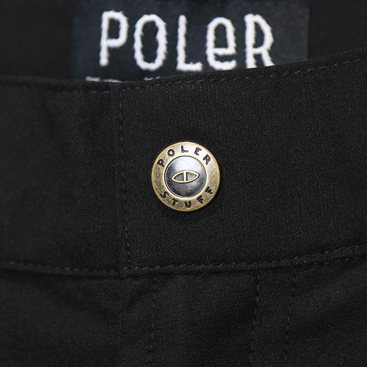 [クリックポスト対応] POLeR ポーラー CAMP SHORT ハーフパンツ ショーツ 211APM4001