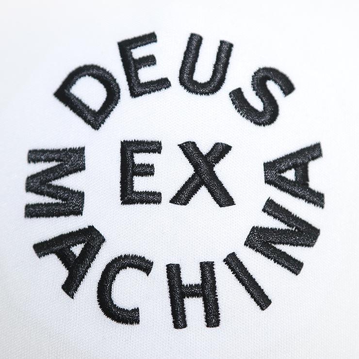 【送料無料】 Deus Ex Machina デウスエクスマキナ CIRCLE LOGO TRUCKER CAP メッシュキャップ DMA57994 BLW [FB]