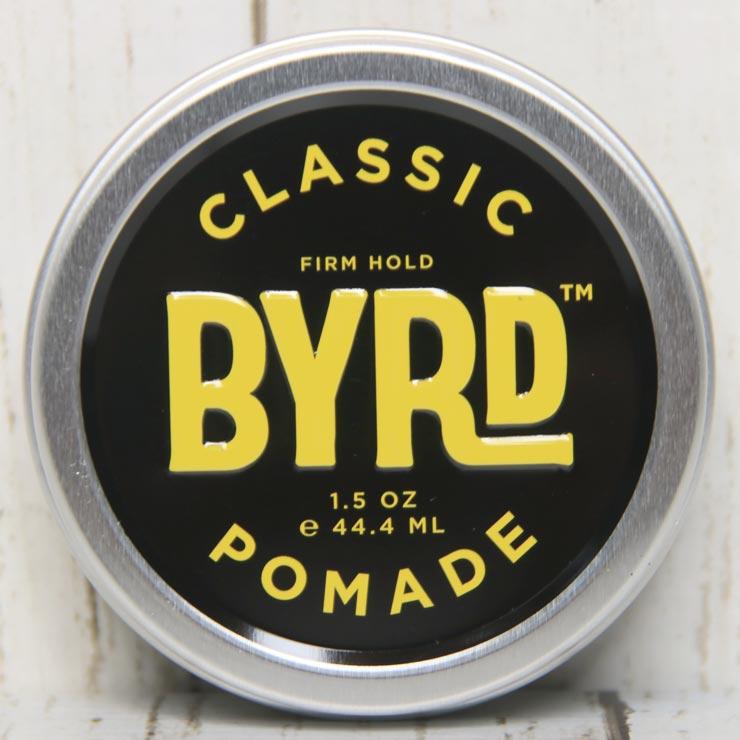 [クリックポスト対応] BYRD バード CLASSIC POMADE 油性ポマード 1.5OZ 42g