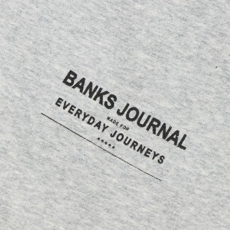 BANKS バンクス LEVITATE FLEECE HOODIE プルオーバーパーカー WFL0135